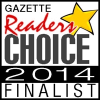 Readers Choice Finalist 2014