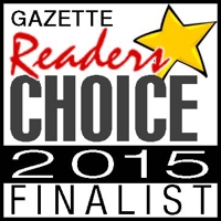 gazette readers choice 2015 finalist